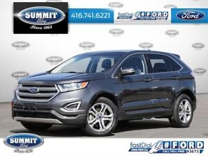 2016 Ford Edge Titanium300A|Canadian Touring Package