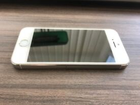 Apple iphone 5s 16GB, silver, very good condition, charger