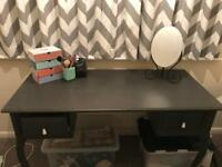 Ikea Edland desk/dressing table