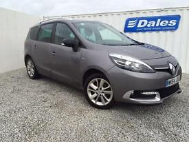 Renault Grand Scenic Limited 1.5 dCi 110 Diesel 7 Seat (oyster grey) 2014