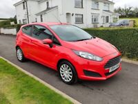 2014 Ford Fiesta 1.2 Petrol ** £30 ROAD TAX ** (corsa,polo,leon,207,308,208,golf,focus,astra)