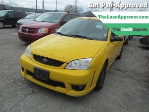 2007 Ford Focus SE * FRESH TRADE * AS IS