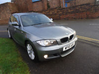 2010 BMW 118D M SPORT ONLY £30 YEAR TAX VERY CLEAN CAR COME WITH 12 MONTHS MOT