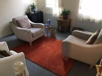Spacious and Light Therapy/Consultation room in heart of Bethnal Green available Saturdays.