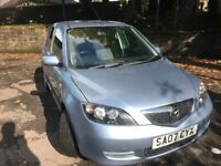 Mazda 2 Antares 1.4 TDI diesel cheap road tax and cheap insurance 1 year MOT