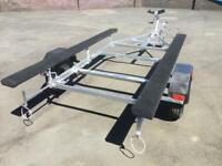 Boat/jet ski trailer