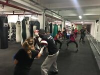 Rooney's Boxing Gym - Women Boxing Classes / Ladies Classes in Central London