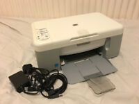 HP Deskjet F2280 All-in-One NEW INK INCLUDED colour printer scanner photocopier £20 pick-up only