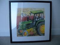 ALEX CLARK FARMYARD PRINTS X 4