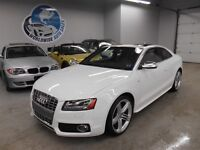 2010 Audi S5 V8! 6 SPEED! WOW! FINANCING AVAILABLE