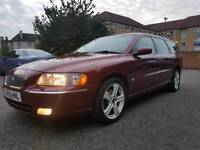 VOLVO V70 SE 2.4 170bhp, Long MOT, full LEATHER, HEATED SEATS, 1 FORMER OWNER!!! Private sale