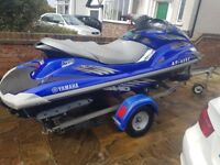 2008 yamaha waverunner 1800cc supercharged