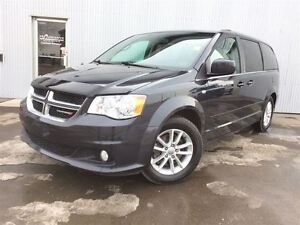 2014 Dodge Grand Caravan 30th Anniversary, LEATHER SEATS, NAVIGA