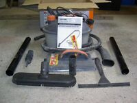Steam Cleaner & W/paper Stripper, used but in good condition