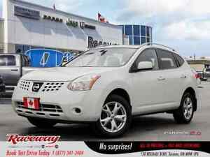 2010 Nissan Rogue ***SL***ALL WHEEL DRIVE***REALYY NICE***