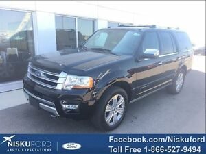 2017 Ford Expedition Platinum FULLY LOADED! 2.99% Factory Financ