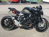Mv Agusta Dragster 800 B3 Naked **Matt Black**
