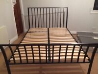 King Size Bed Frame (metal)