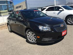2011 Chevrolet Cruze LT Turbo, JUST TRADED, ONE OWNER VEHICLE, N