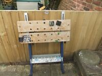 workmate type bench