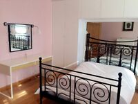 A Large Double room avail now in house share, furnished, near Blackhorse Lane tram, incs bills