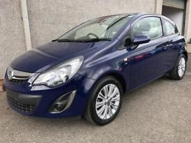 VAUXHALL CORSA DIESEL , 2014 **ONLY £30 ROAD TAX**FINANCE AVAILABLE**ONLY 24000 MILES**MOT**WARRANTY