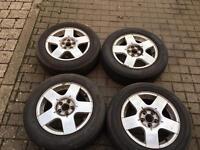 Volkswagen Alloys & Tyres Good Con