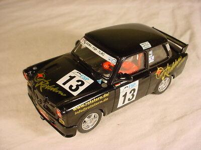 Revell Trabant 601 TLRC #13 Steffen Grossmann #08387 VG++ 1/32 slot car.
