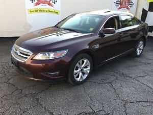 2011 Ford Taurus SEL, Auto, Leather, Heated Seats, AWD, 72, 000k