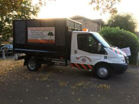 Pete's tree surgeon Garden clearance landscaping