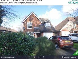 Tytherington- Detached 3 bedroom house to rent