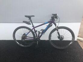 Men's mountain bike trek x-caliber 9
