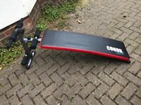 Sit-up bench, good condition