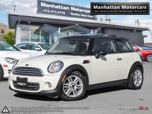 2013 MINI COOPER CLASSIC AUTO |PANORAMIC|BLUETOOTH|ONLY 74,000KM