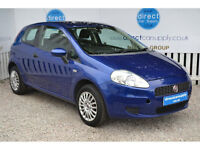 FIAT GRANDE PUNTO Can't get car finance? Bad crdit, unemployed? We can help!