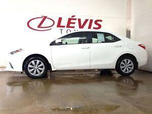 2016 Toyota Corolla LE  INSPECTE EN 160 PTS