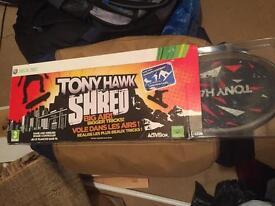 Tony hawk game