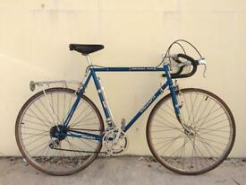 VISCOUNT AEROSPACE SPORT EXCELLENT CONDITION VINTAGE ROAD RACING BICYCLE bike