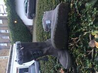 Primigi Fur Boots size 31