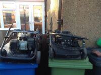 Mountfield Lawn mowers/Lawnmowers spares or repairs