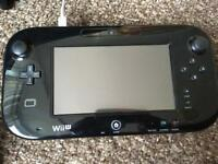 Nintendo Wii U 32 Gb with 5 games and various accessories