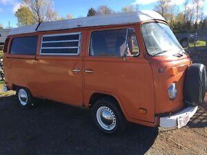 1973 Volkswagen Vanagon/Campmobile VOLKS WESTFALIA