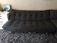 Sofa beds 1 Made and 1 Habitat Sofa bed for sale - Will Sell Separately