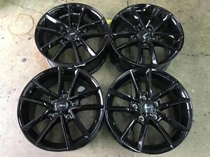 @Zracing 905 673 2828 Dodge Grand Caravan Replica Rims Wheels Rim USED $399 CASH Like New(4 Pcs)  Rims Rim Dodge Caravan
