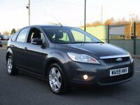 2009 FORD FOCUS 1.6 STYLE - 5 DR - 1 YEAR MOT - SERVICE HISTORY - PX WELCOME - FINANCE