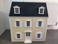 Dolls House with many accessories