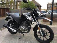 Lexmoto Assault 125 2016 low miles £1200