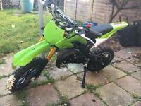 2016 mini motor 50cc £100