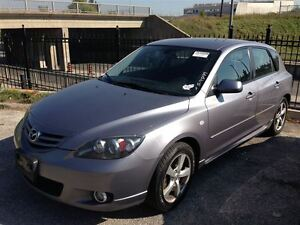 2006 Mazda MAZDA3 SPORT 5SPD!! HATCH!! FULLY LOADED!!