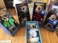Various Meerkat Toys
